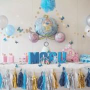 おしゃれなバルーンで誕生日パーティーをもっとかわいく盛り上げよう!