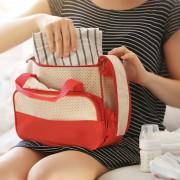 出産祝いにバッグをプレゼント。頑張るママをサポートする、使えるカバン特集
