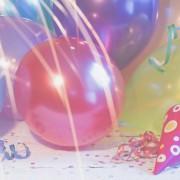 誕生日の飾り付けはこれで決まり!パーティーのおしゃれなデコレーションプラン