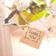 サンキューの日。ありがとうのギフトで綴る、感謝の伝え方