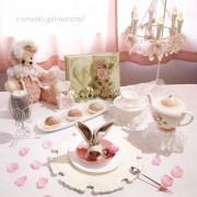 素敵な食卓でお出迎え。rinoncheさんに学ぶアニバーサリーのテーブルコーデ
