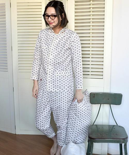 VILLOND(ヴィヨン): フラワー パジャマ ◇