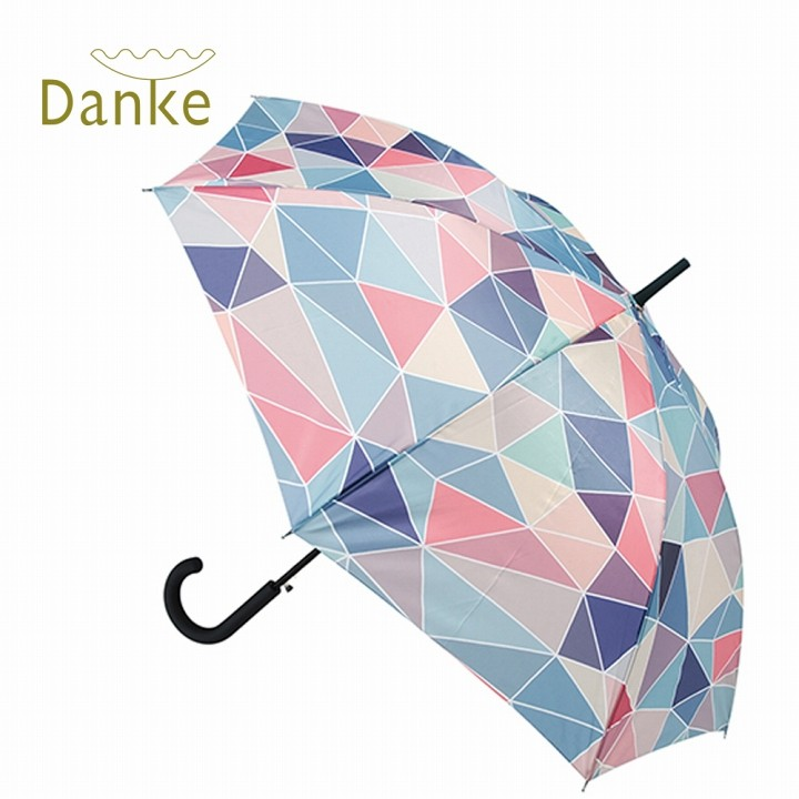 Danke LongUmbrella2016 アンブレラ RainbowPolygon [倉庫A] (メール便不可)