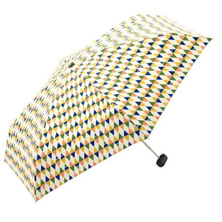 【2016FW w.p.c】さかなチェックmini【折りたたみ傘】