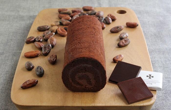 低糖質ショコラロール