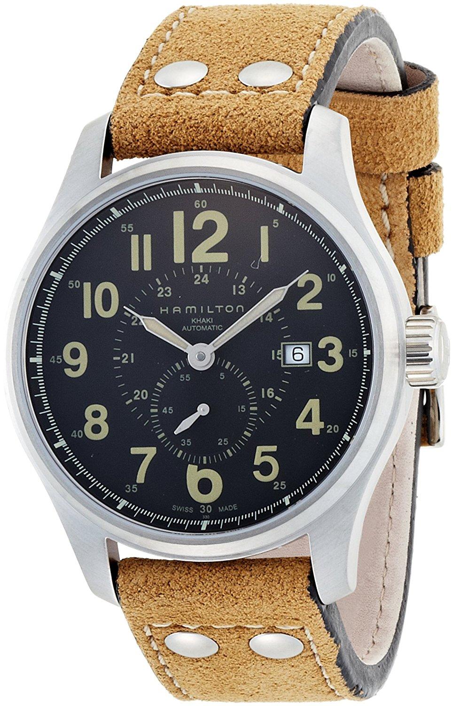 ハミルトン (HAMILTON) 腕時計 Khaki Officer Auto