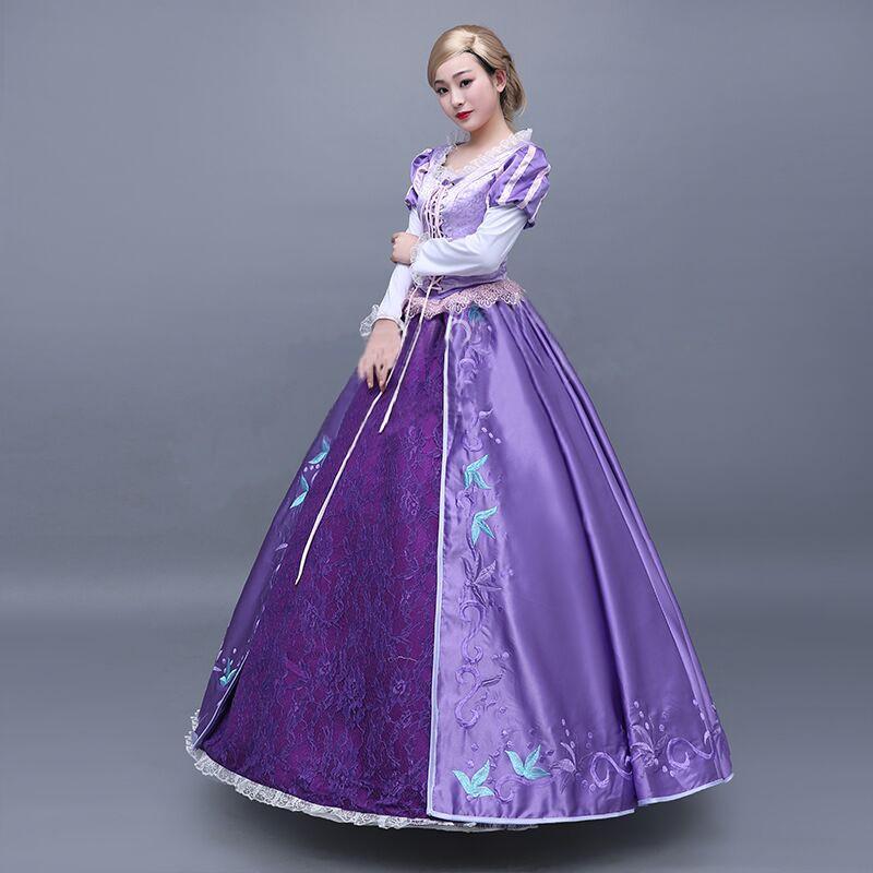 ハロウィン 女性用 お姫様ワンピース