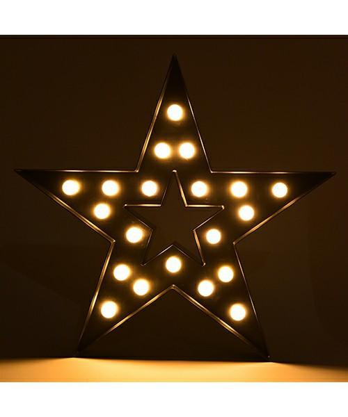 STAR ライト ブラック