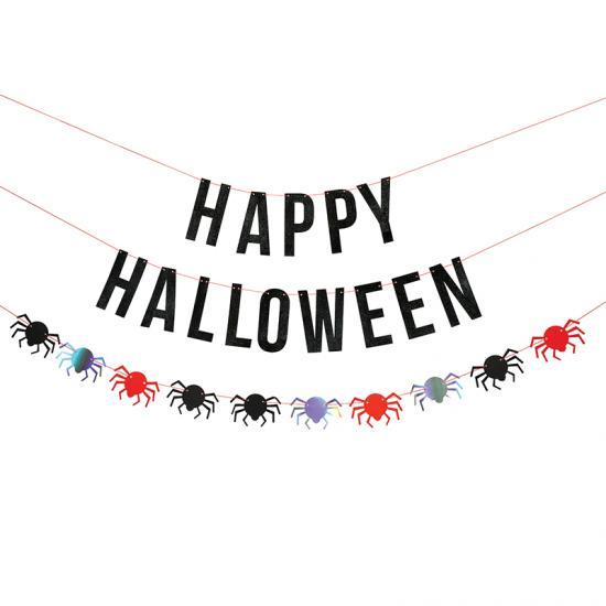 【Meri Meri メリメリ】ハロウィンパーティーガーランド|Happy Halloween Party Garland