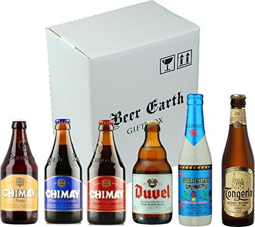 高級ベルギービール飲み比べ6本 Aセット