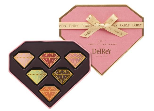 デルレイ  ダイヤモンドBOX 6個入り