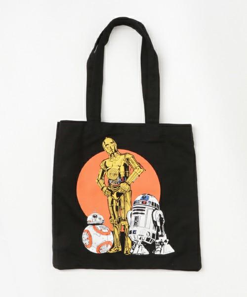 Disney Lifestyle Collection STAR WARS スター・ウォーズ カラートートバッグ