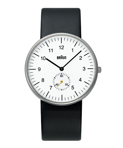 BRAUN / ブラウン Watch BN0024WHBKG