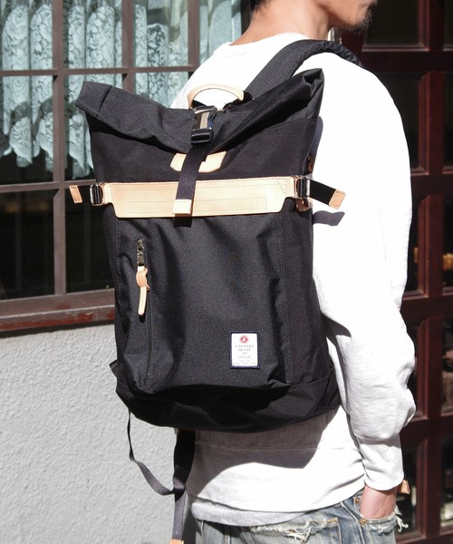 【AS2OV/アッソブ】HIDENSITY CORDURA NYLON BACKPACK-A01