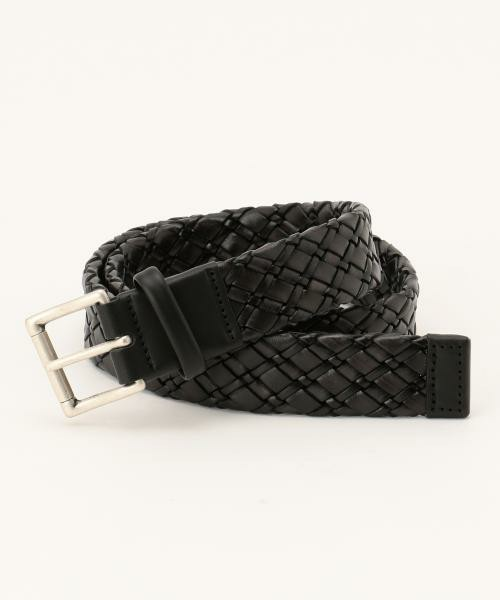 【Made in Italy】 hand blade mesh BELT ベルト