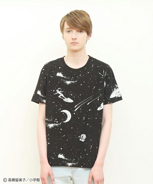 うる星やつらTシャツB/スペース