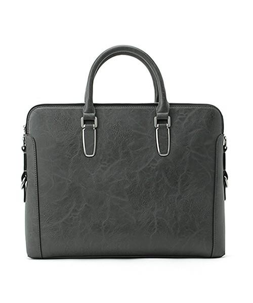オティアス Otias / アンティーク仕上げ合皮ビジネスバッグ