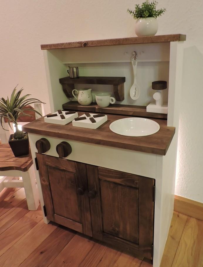 おままごとキッチン オープンカフェSサイズ