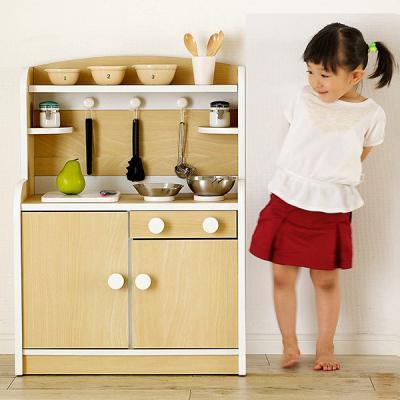 組立品 ままごとキッチン ミニクック トールサイズ 5色対応