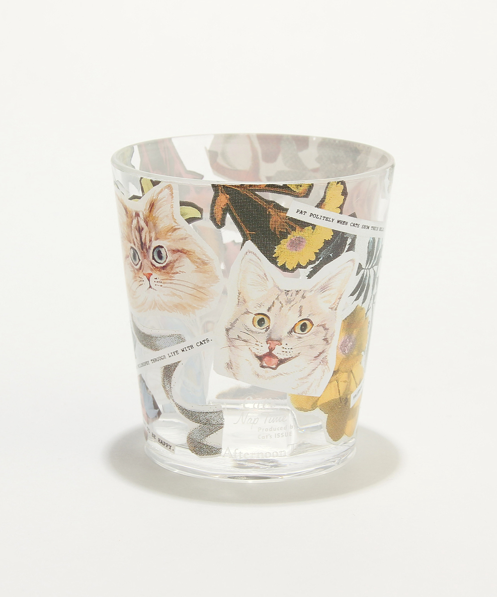 Cat's NapTime/樹脂タンブラー 280ml