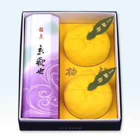 京観世・柚餅(柚形) 詰合せ