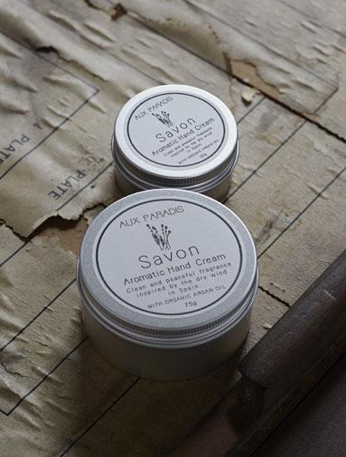 Hand Cream 04 Savon