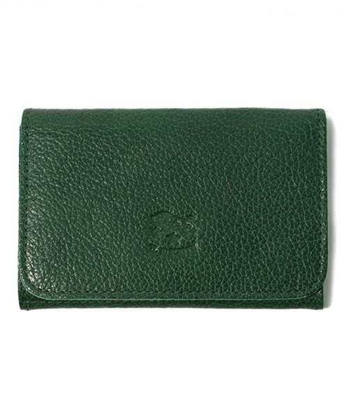 IL BISONTE / ORIGINAL LEATHER / CARD CASE