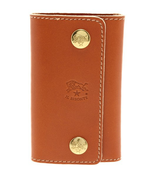 IL BISONTE / ORIGINAL LEATHER / KEY CASE