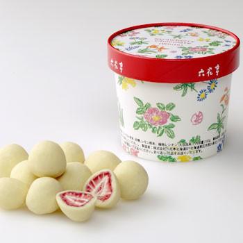 ストロベリーチョコ ホワイト(箱入)