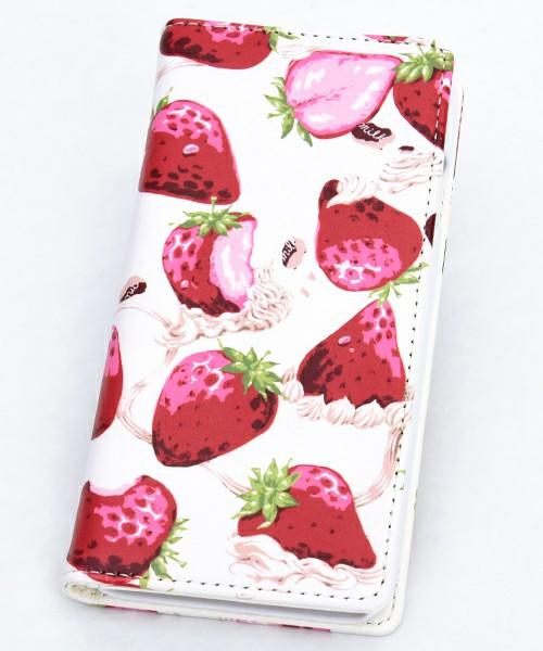 ホイップベリー iPhone case 【iPhone7/6/6s専用手帳型ケース】