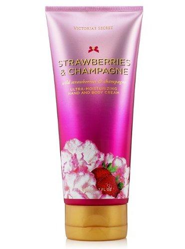 ハンド&ボディクリーム  STRAWBERRIES&CHAMPAGNE(ストロベリー&シャンパン )