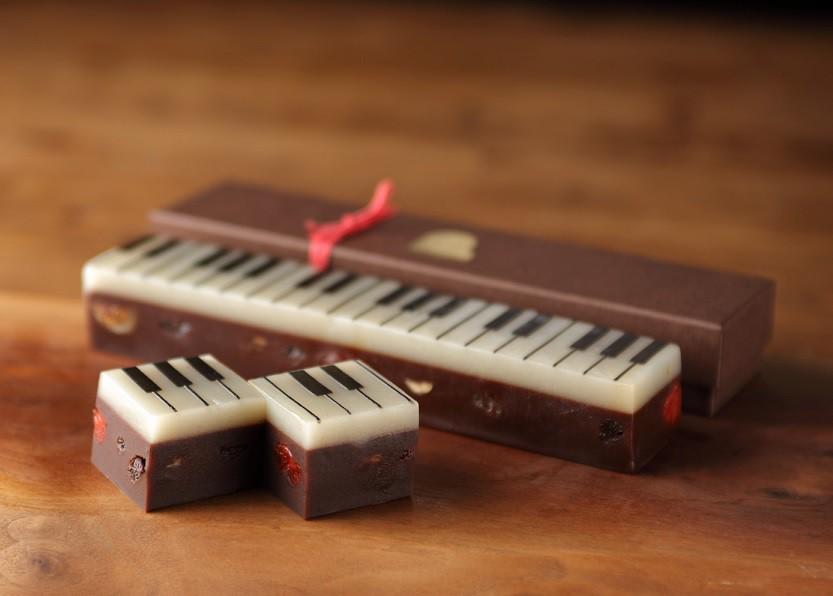 ジャズ羊羹 chocolat