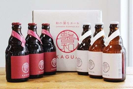 【熨斗あり】ギフトセット(6本)|馨和 KAGUA