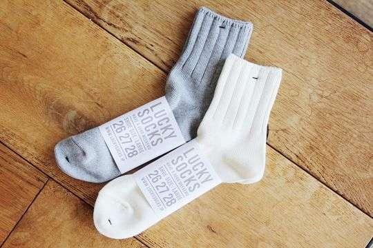スムースアンクルソックス(メンズ靴下)