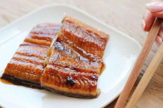うなぎ蒲焼切身セット|鰻楽