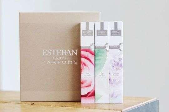 フローラルインセンスギフト|ESTEBAN