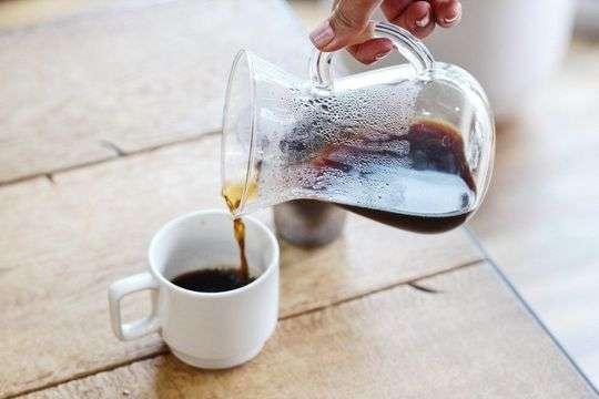 コーヒーカラフェセット ステンレス|KINTO