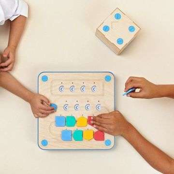プログラミング脳を育てるおもちゃ/キュベット