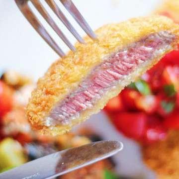 近江牛ビーフカツ|肉の大橋亭