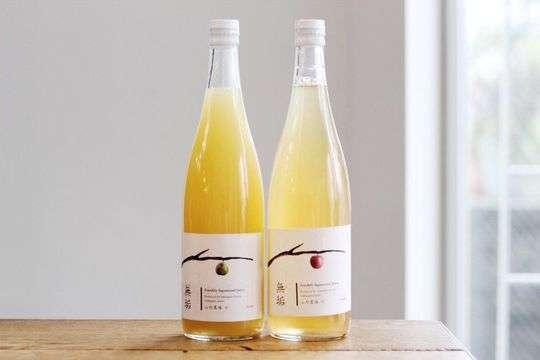 りんごジュース&ラ・フランスジュース