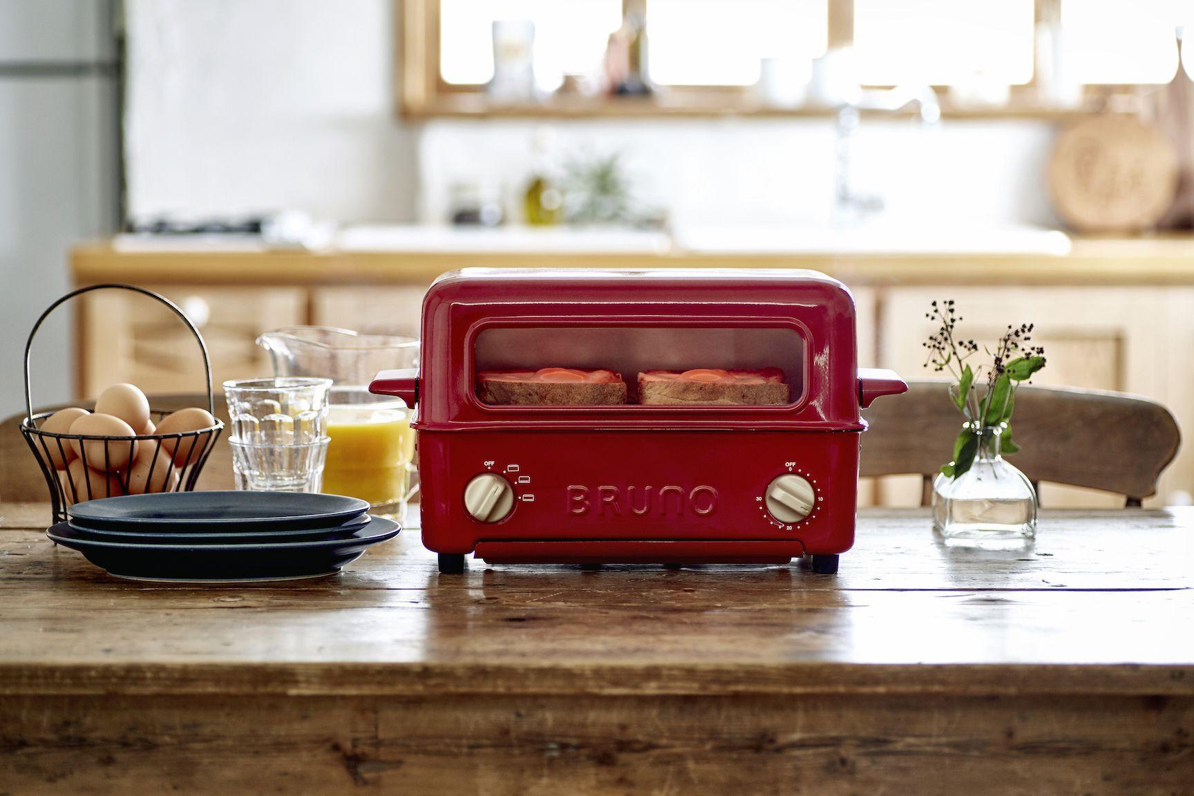 プレゼント「トースターグリル」の写真