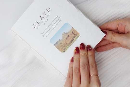 WEEK BOOK(入浴剤)|CLAYD