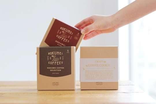 コーヒーギフト クラフトコーヒークッキー