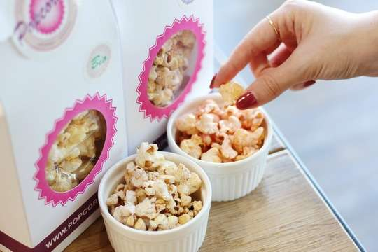 オーガニックポップコーン|Popcorner