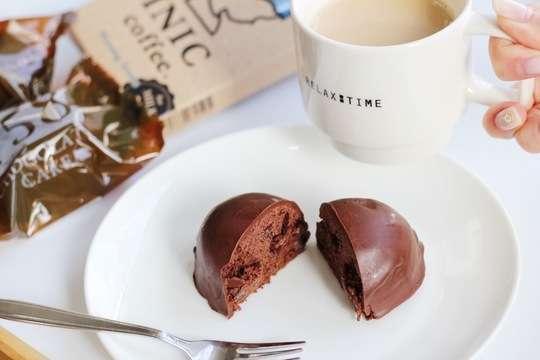 コーヒー&チョコレートケーキ|INIC coffee