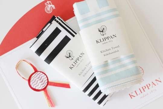 キッチンタオル|KLIPPAN