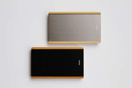 SLIDE Bamboo Card Case(名刺入れ)