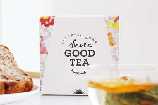 T-bag 10個入りBOX|have a GOOD TEA