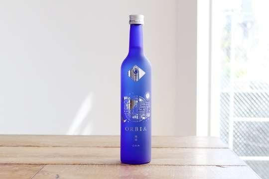 ワイン樽熟成日本酒 ORBIA GAIA