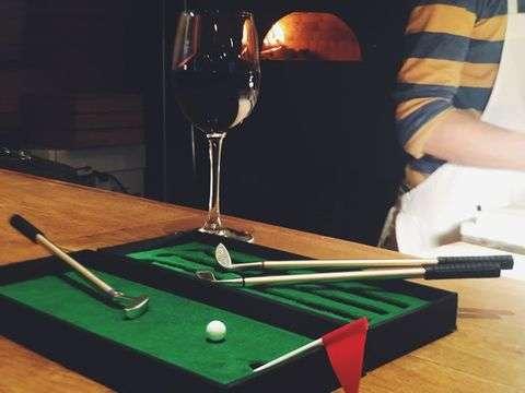 ゴルフセット(ボールペン)